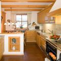 Fewo Kaiserwinkl-Exklusiv, 2-5 Personen, großzügige Küche mit reichlich Platz für kreative Kochideen