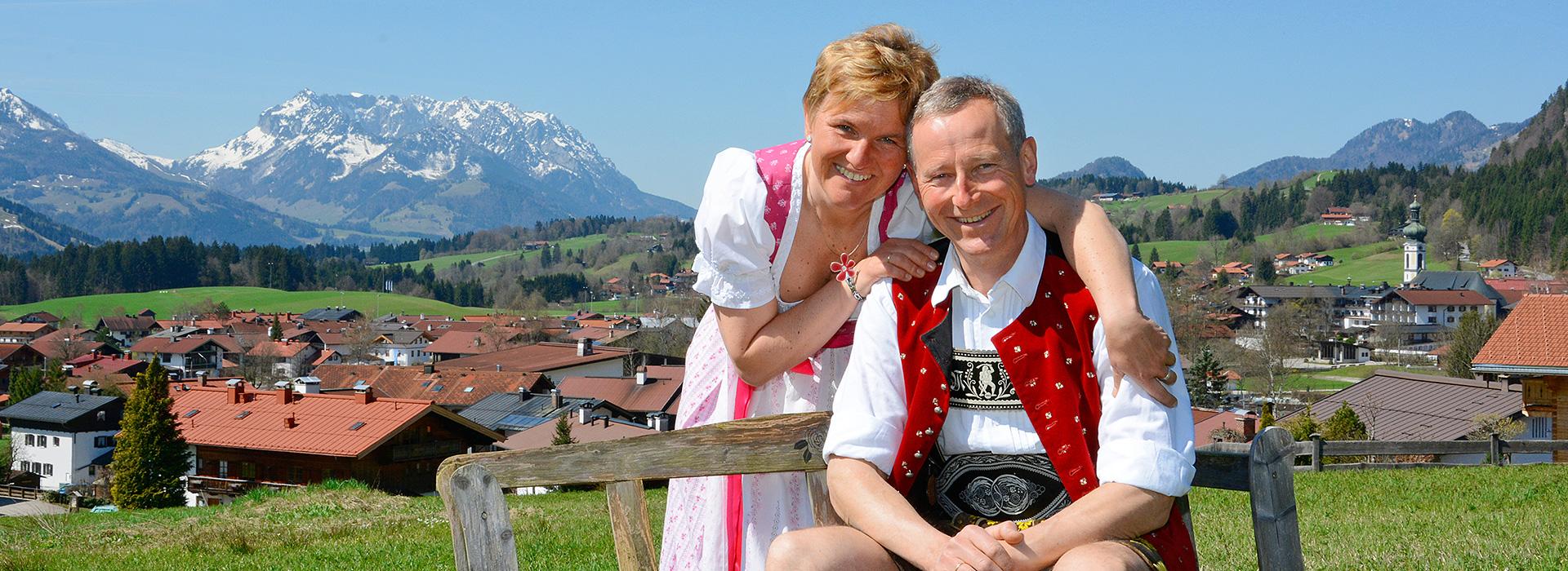 Ferienwohnung Reit im Winkl, Gastgeber Neumaier