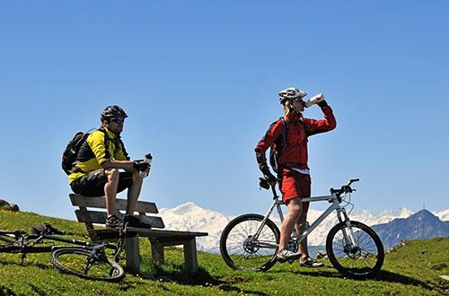 Mountainbike-Eggenalm