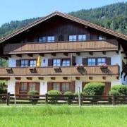 Ferienwohnung Kaiserwinkl Residenz am Hauchen Außenansicht