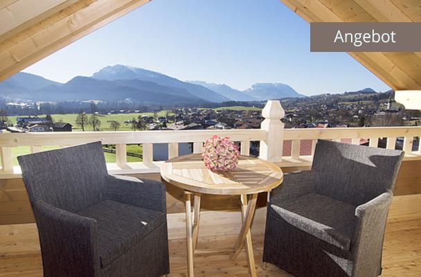 Ferienwohnung Reit im Winkl Kaiserwinkl Suite Angebot