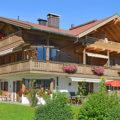Ferienwohnung Reit im Winkl 5-Sterne - Lage Fewo Kaiserwinkl Panorama im Haus Neumaier