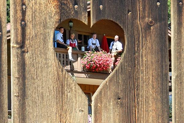 Umbaumaßnahmen bei Ferienwohnungen Neumaier