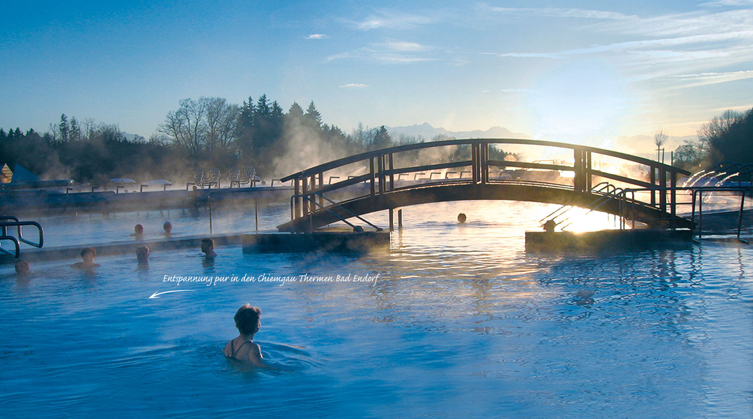 Kur Wellness Chiemgau, Chiemgau-Therme Bad Endorf