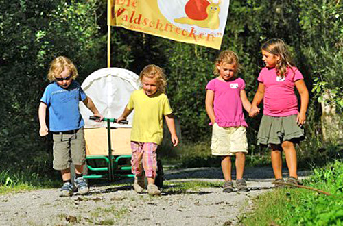 Reit im Winkl, Wandern mit Kindern