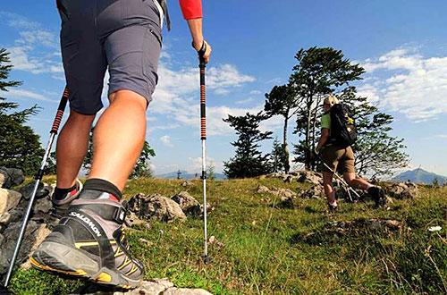 Nordic Walking Reit im Winkl
