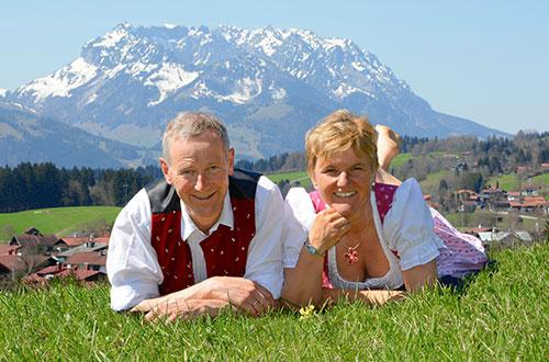 Christa und Michael Neumaier