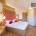 Separates Schlafzimmer in Ferienwohnung Kaiserwinkl Suite