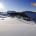 Winterurlaub im Chiemgau, verschneite Alm in den Bergen von Reit im Winkl