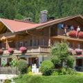 Ferienwohnung Reit im Winkl 5-Sterne - Lage Fewo Kaiserwinkl im Haus Neumaier