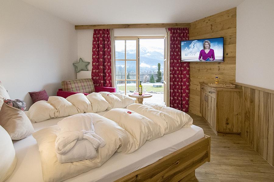 Ferienwohnung Reit im Winkl, 2-4 Personen, 2 Schlafzimmer, 2 Bäder