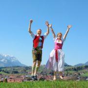 Christa und Michael Neumaier freuen sich auf Ihren Besuch in Reit im Winkl
